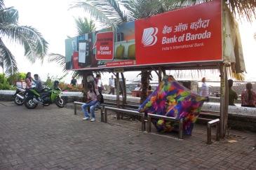 Ambush,  Bandra Band stand, Mumbai 2015